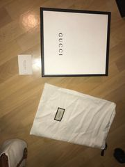 Gucci Box Set mit Staubbeutel