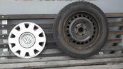 VW Passat 3B Reifen auf
