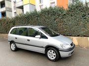 Opel Zafira TÜV 08 - 2022