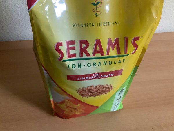 Seramis Ton-Granulat für Zimmerpflanzen 15l