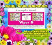 Anti-Falten-Hyaluronsäurekonzentrat extra stark Lippen Falten