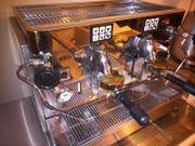 Alu Gastro Espressomaschine Siebträger 2