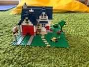Lego Creator Haus mit Garage