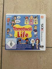 Nintendo drei DS Spiel Tomodachi