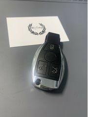Mercedes Schlüssel inklusive Programmierung fräsen
