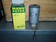 John Deere Dieselfilter WK 724