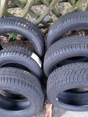 6 Reifen - gut erhalten