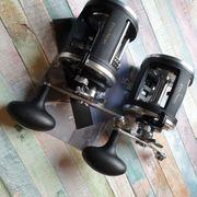 2x FIN-NOR Sportfisher Trolling SD