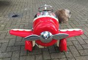 Spielzeug Metall Pedal Flugzeug