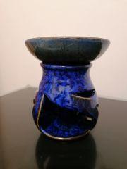 Sehr schöne Aroma-Duftlampe aus Keramik