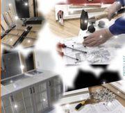 Abbauservice Küchen Einbauküche Entsorgung Kernbohrung