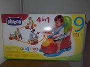 Kinderfahrzeug 4 in 1