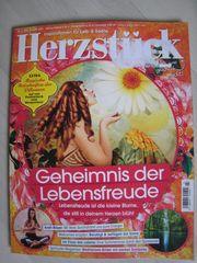 Zeitschrift HERZSTÜCK Nr 3 Mai