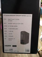 medion Erazer X67032 Gaming PC