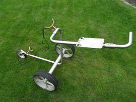 Golf Elektro- Caddy mit Lithium: Kleinanzeigen aus Stuttgart West - Rubrik Golfsport