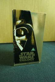 Star Wars VHS Sammlerbox englische
