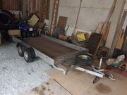 Humbaur Pkw-Transportanhänger 4m x 2m