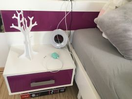 Weißes Jugendbett Mädchenbett: Kleinanzeigen aus Fürth Herboldshof - Rubrik Betten
