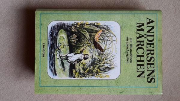 Märchenbuch von Hans Christian Andersen