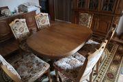 Esszimmertisch Ausziehbar mit 6 Stühlen