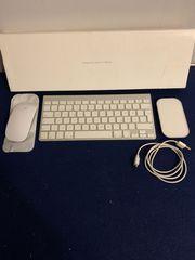 apple Bluetooth Tastatur Mouse und
