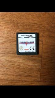 English Englisch Training - Nintendo DS