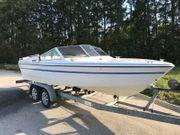 Sportboot Motorboot Gobbi mit Trailer