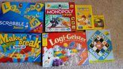 Junior Spiele Sammlung