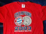 T-Shirt FC Bayern München XL