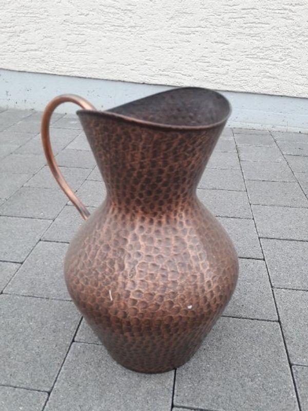 Kupfervase