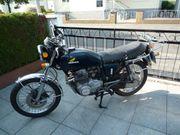 Oldtimer Honda CB 400 F