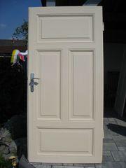 Fünf sehr schöne Holz-Zimmertüren mit