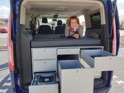 Mobile Campingküche Schlafsystem für Ford