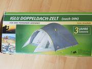Iglu-Zelt für bis zu 3