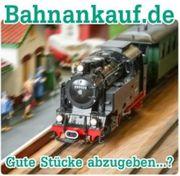 BAHNANKAUF sucht Modelleisenbahnen Modellautos und