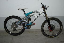 Mountain-Bikes, BMX-Räder, Rennräder - YETI 303 DH Gr L