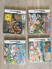 9 Nintendo DS Spiele