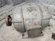Historischer Elektromotor