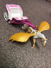 Playmobil Pegasus mit Kutsche