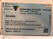 2 Konzertkarten Smokie beim Rheingau