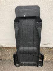 schwarze Werkstattliege Tolls Parts 100x50cm