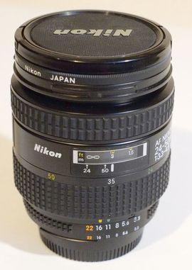 Foto und Zubehör - Nikon Objektiv Nikkor AF 3