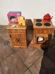 Küche Holz massiv