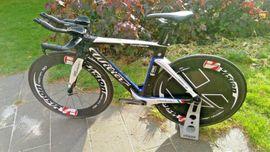 Wilier Twinblade - DuraAce Di2 - TT: Kleinanzeigen aus Berlin Blankenburg - Rubrik Mountain-Bikes, BMX-Räder, Rennräder