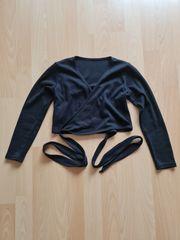 Ballett Wickeljacke Gr 8 146-158