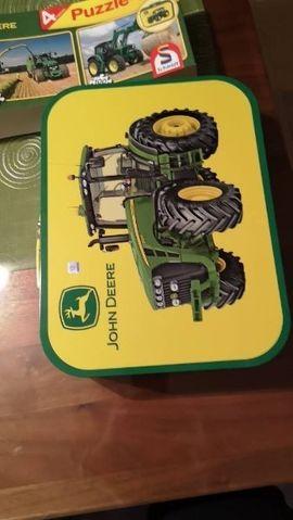Puzzle Box John Deere: Kleinanzeigen aus Seubersdorf Ittelhofen - Rubrik Sonstiges Kinderspielzeug