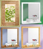 Wandspiegel Spiegel Holz verschiedene Ausführungen