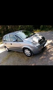 Verkaufe meinen Opel Meriva-A