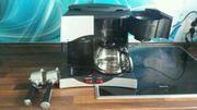 Espressomaschine Kaffeemaschine 3 in 1