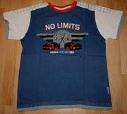 Sportliches T-Shirt - Größe 164 - Kurzarm -